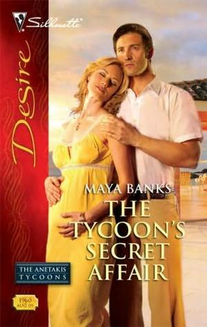 The Tycoon's Secret Affair (The Anetakis Tycoons #3) read