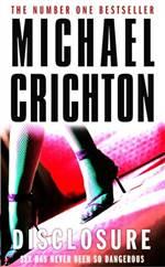 Michael crichton disclosure excerpt sex scene