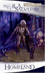 The Dark Elf Trilogy: Homeland