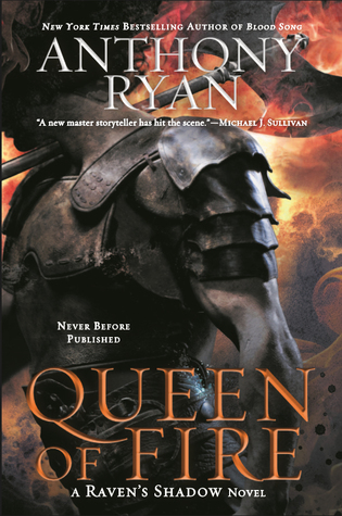 Queen of Fire (Raven's Shadow #3) read online free by Anthony Ryan
